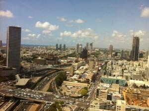 Tel Aviv - nur 400.000 Einwohner?!